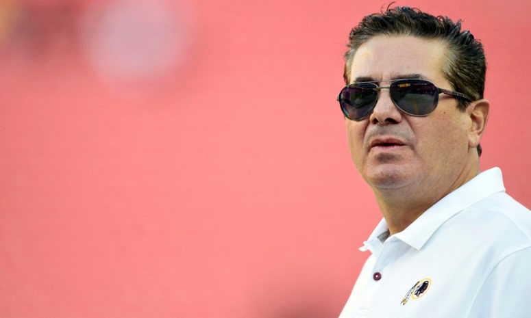 A Look Into Dan Snyder's Charitable Deeds